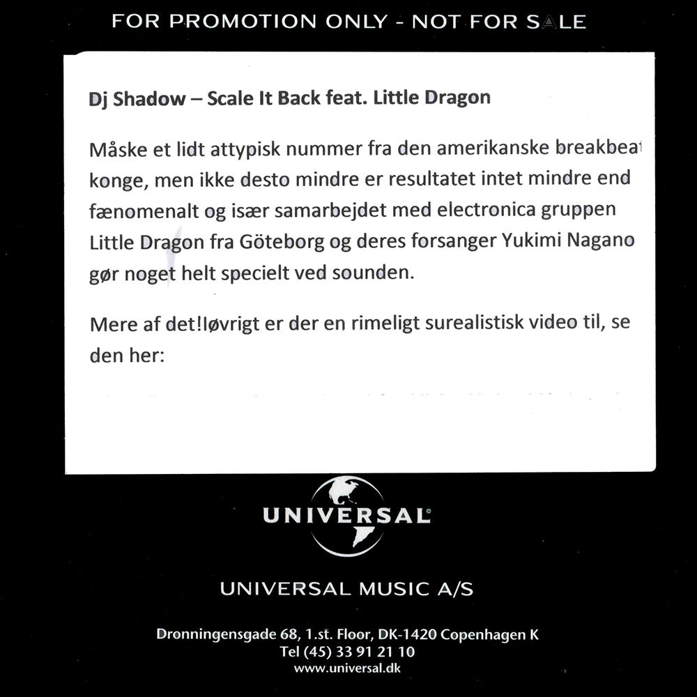 Danish promo