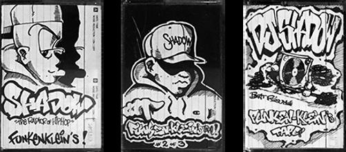 FunkenKlein's Tapes