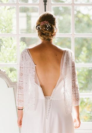 robe de mariage unique