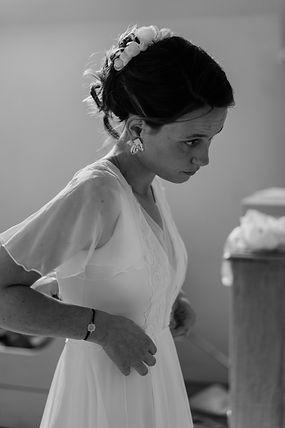 robe mariage mousseline de soie