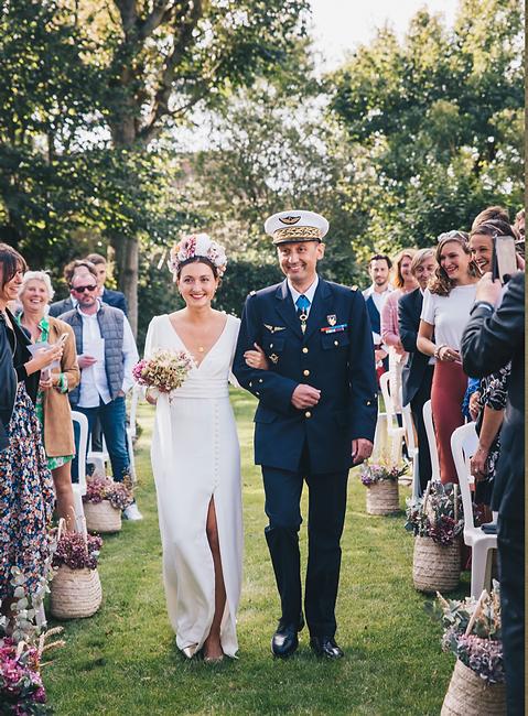 couturière pour robe de mariée