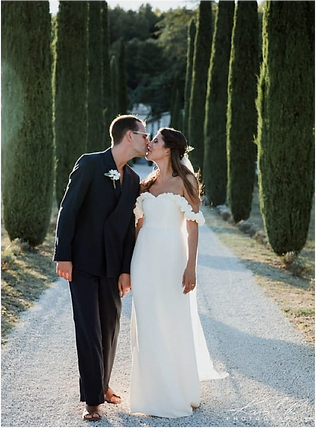 robe de mariage collection Odile Leonard