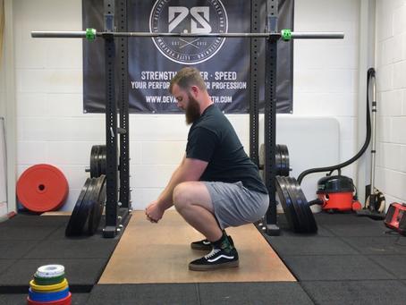 Law 1 - Flexibility + Mobility.