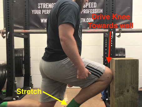 Flexibility & Mobility For Lifters - Volume 2 (ANkle)