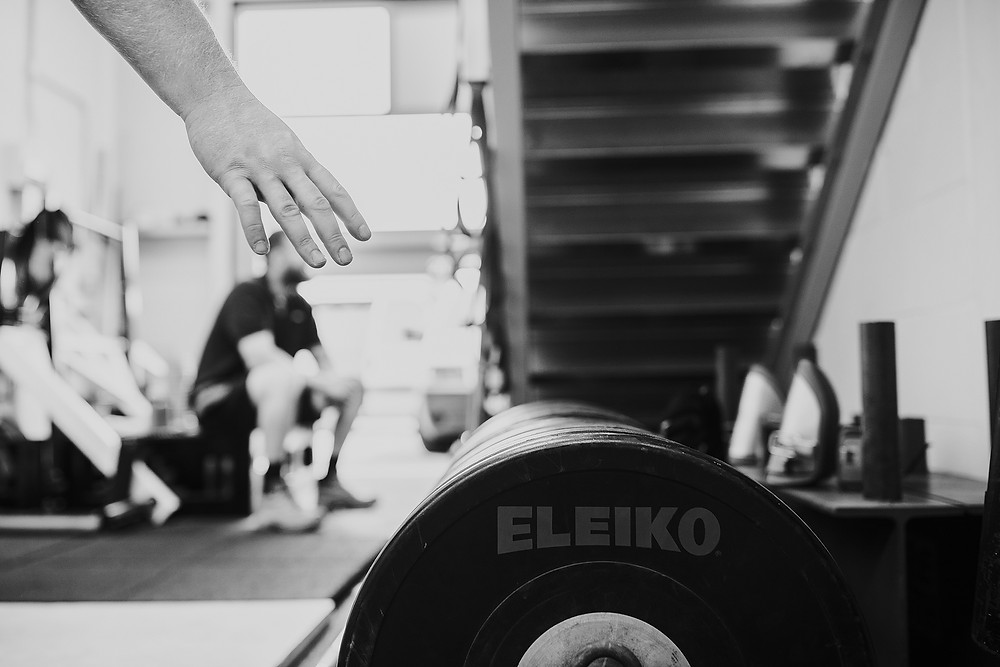Eleiko weight plate - powerlifting - olympic weightlifting