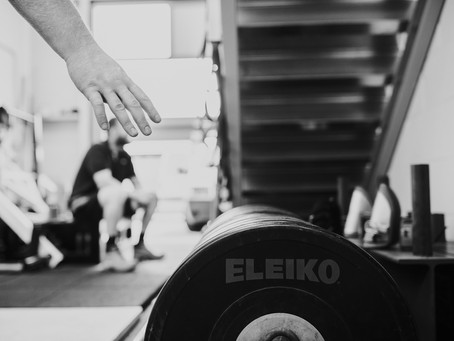 My top tips for those getting into strength sports