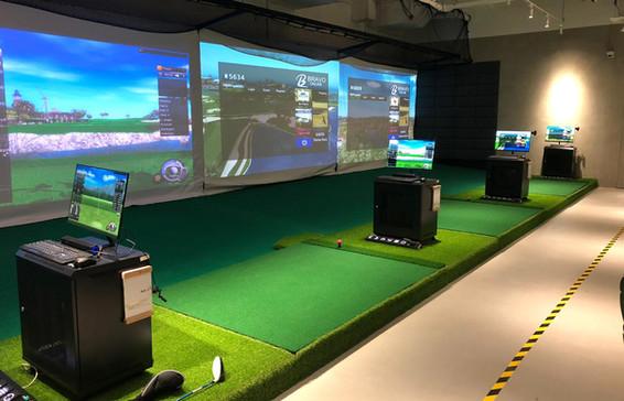 Top class indoor experience
