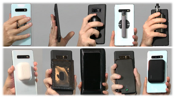Make Your Phone Accessories Interchangeable