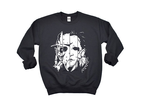 Horror Squad Sweatshirt