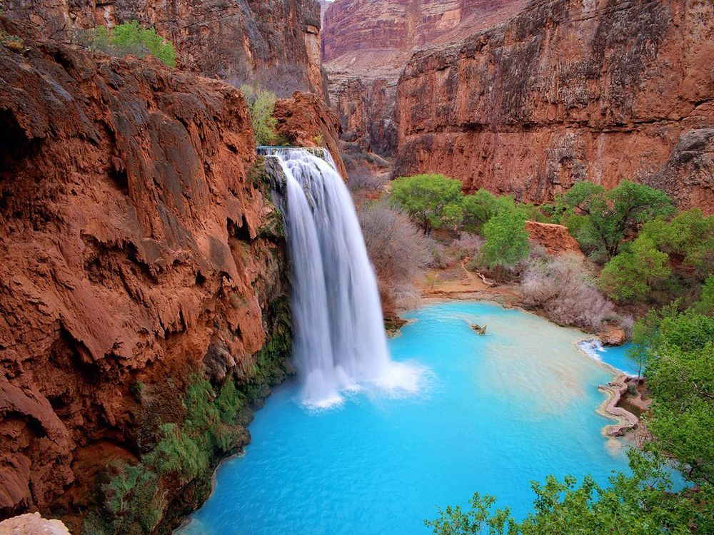 A future trip idea - Havasupai