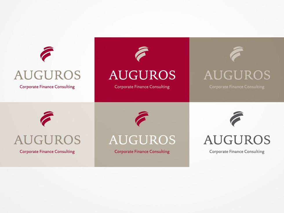Logoentwicklung und Corporate Design / Corporate Finance Colsuting
