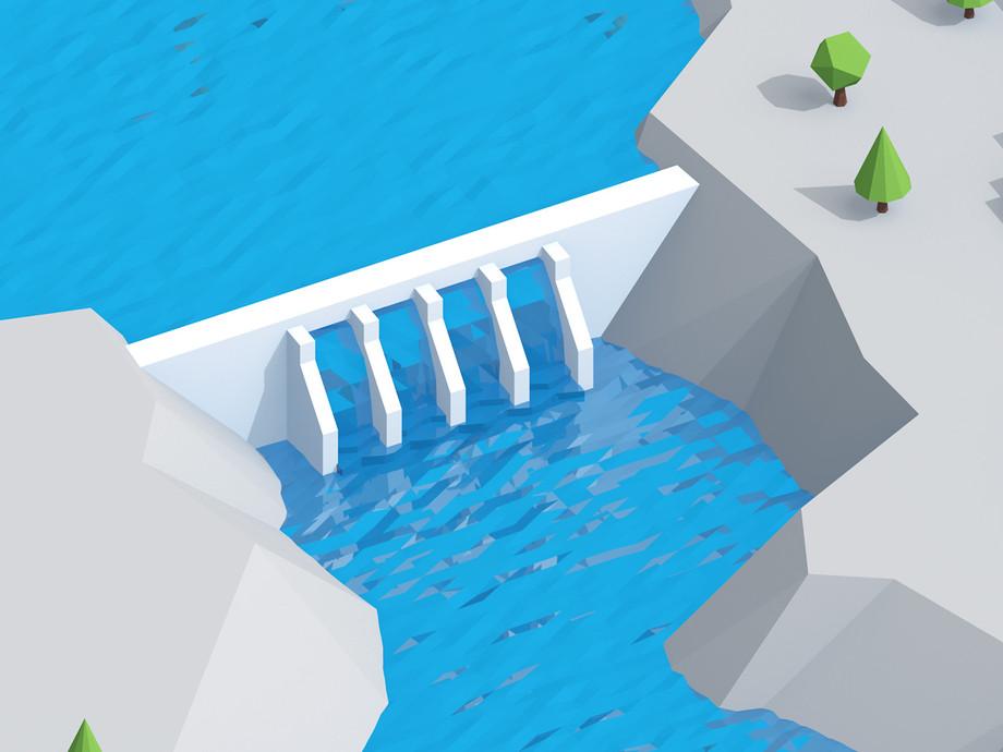 wasserkraftwerk-regenerative-energiequel