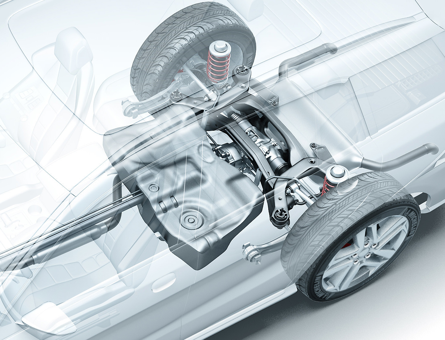auto-transparent-technische-illustration