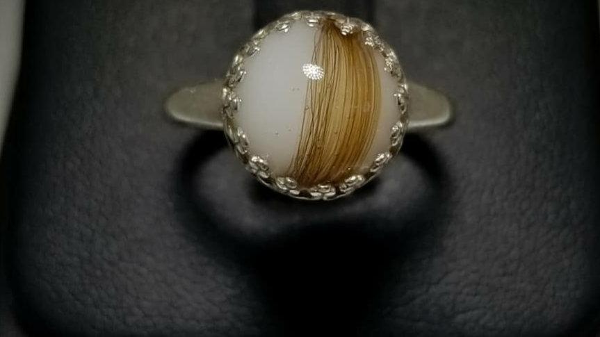 DIY Kit for Crown Bezel Ring