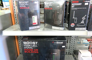 weBoost cellphone boosters