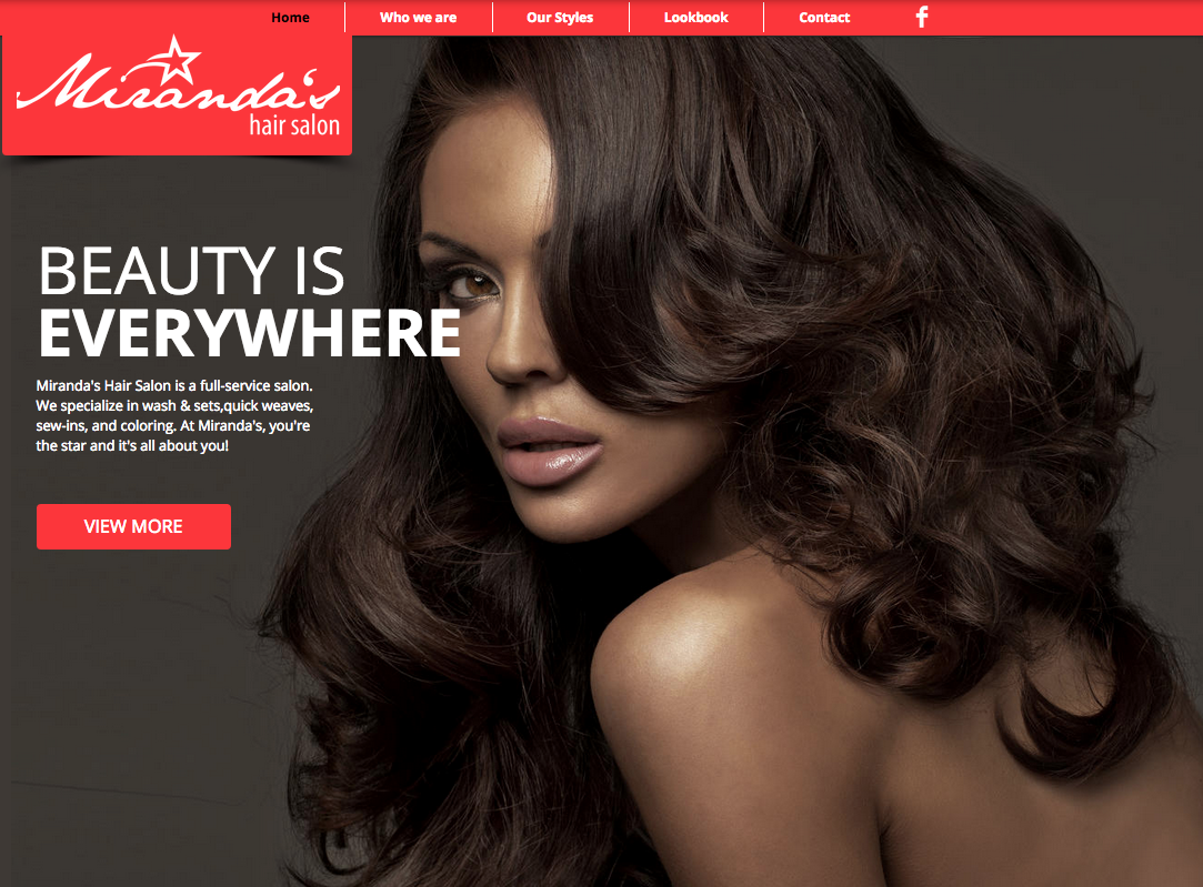 Miranda's website