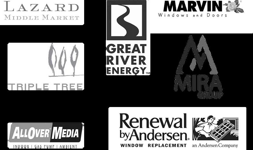 Rhine Design Clients