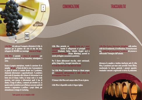 i-Like Wine Brochure