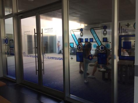 Doors from inside