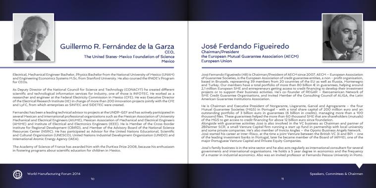 Speakers' Booklet