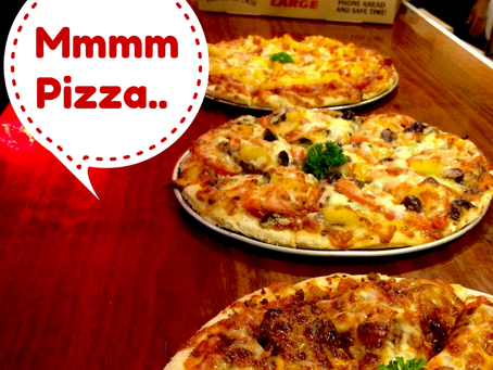 5 reasons why pizza will make your day - every single day!