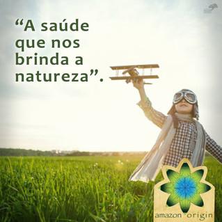 A Saúde que nos brinda a natureza