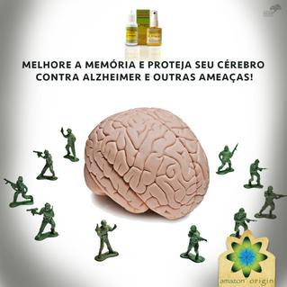 O SEGREDO PARA MELHORAR A MEMÓRIA E PROTEGER SEU CÉREBRO CONTRA ALZHEIMER E OUTRAS AMEAÇAS!