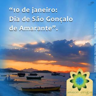 DIA DE SÃO GONÇALO DE AMARANTE