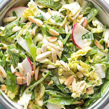 Kínai kel saláta