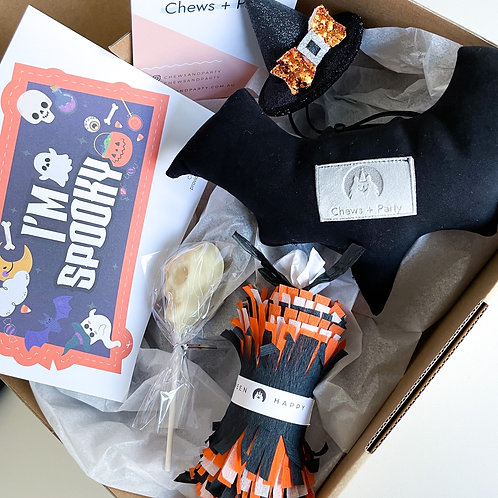 Chews and Party Spoooky Halloween Box