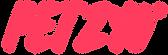 Petzyo logo red filled.png