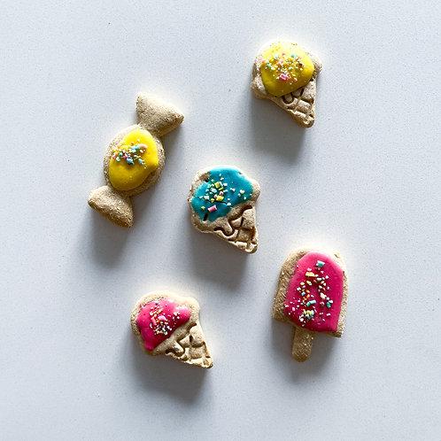 Mini Party Cookies