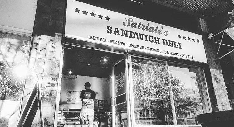 Satriale's Shop Front