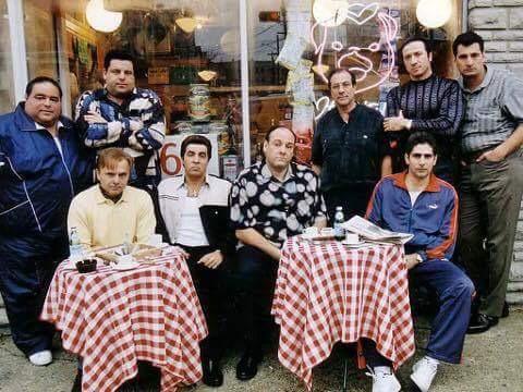 Satriale's Sopranos