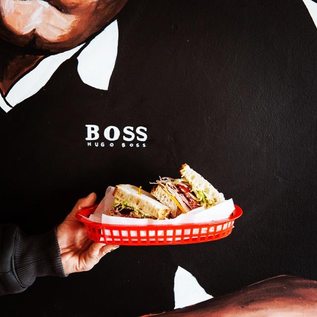 Sandwich Boss