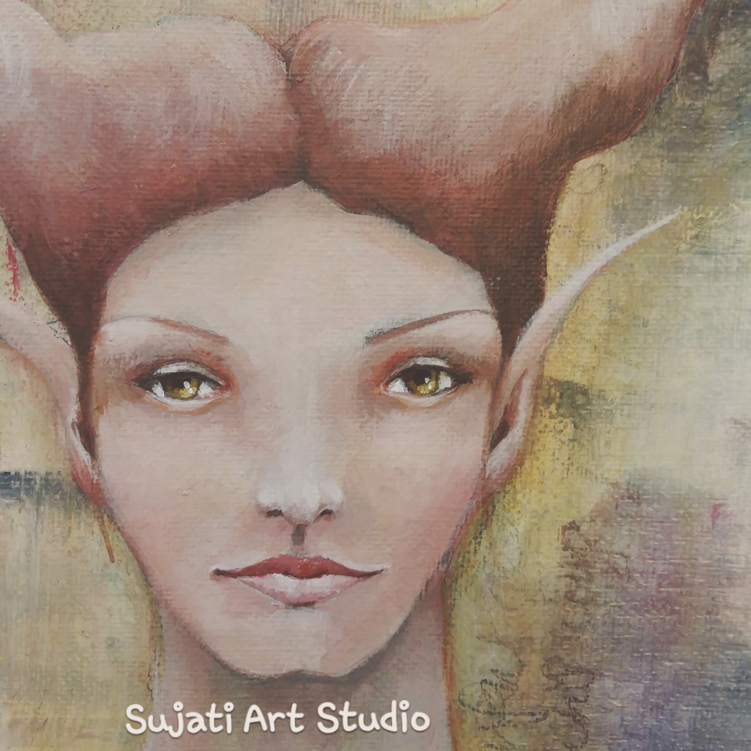*sold* Little Elf