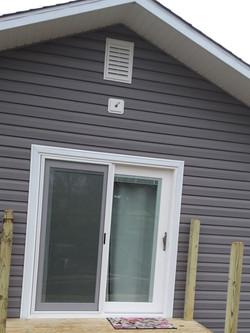 Replacement Siding and Sliding Door 2 American Horizon Windows and Doors Baltimore