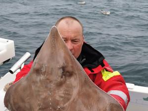 Havfisker'n - Artur Klavins klatrer!