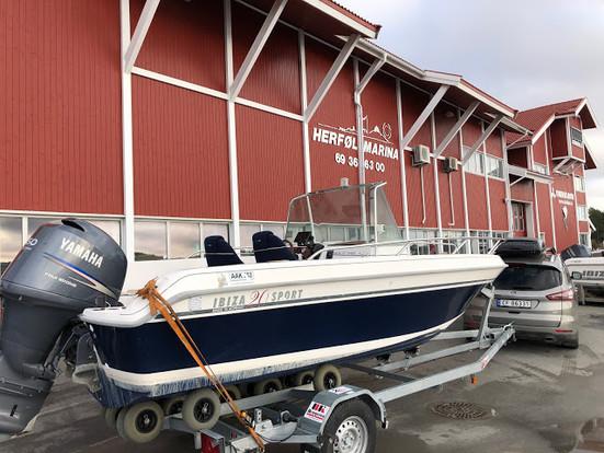 Nytt båtprosjekt - Ibiza 20 Sport