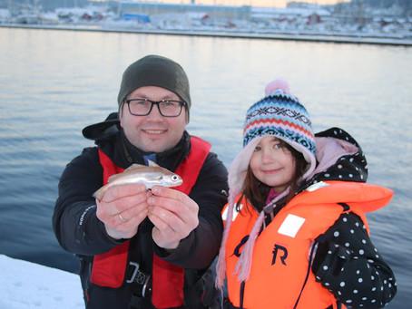 Oppsummering fiskeåret 2018