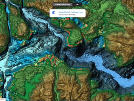 NYHET! C-Map Discover og Reveal kartserier