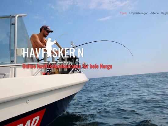 Havfisker'n 2021 - Havfiskekonkurranse for hele Norge