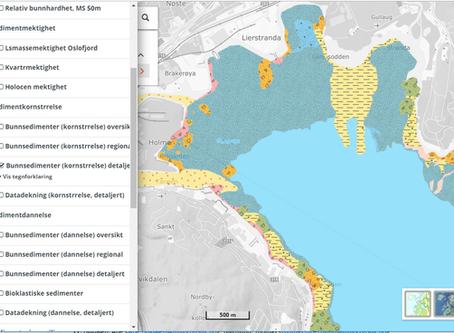 Det store sjøkartprosjektet del 2 - Temakart