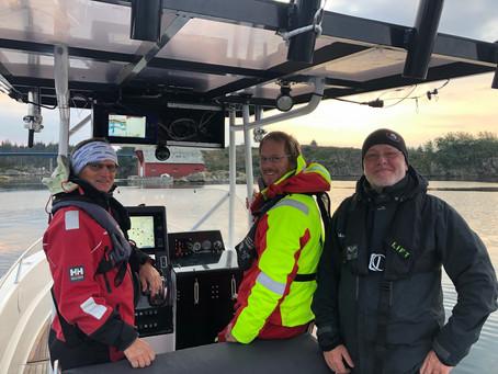 """Makrellstørje 2019 - Ei uke ombord """"Offshore Hunter"""""""