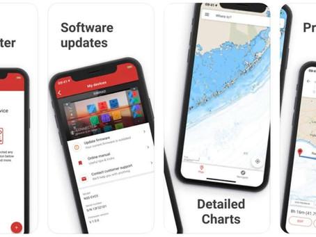 Simrad App - Hvordan komme i gang