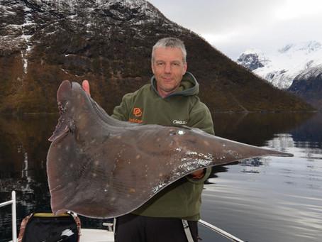 Havfisker'n - Tommy med PB på spisskate