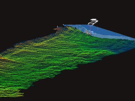 StructureScan 3D  - Dybdelogging på steroider
