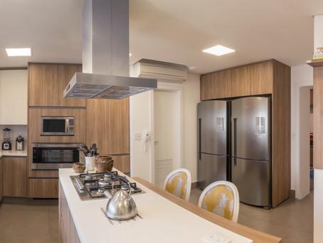 Cozinha de Alto Padrão Totalmente Renovada