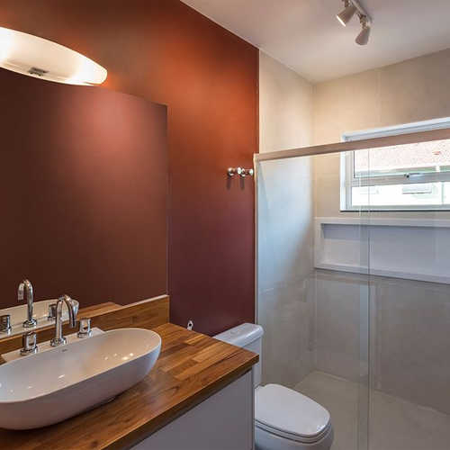 Banheiro Contemporaneo