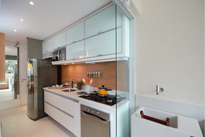Cozinha Estreita 7